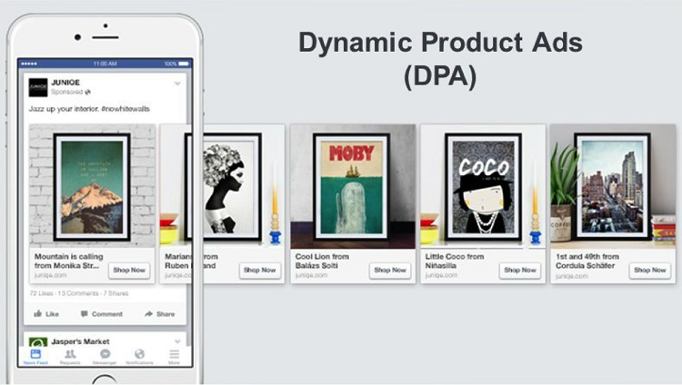 Set up Dynamic Product Ads